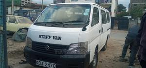 Nissan Caravan 2008 White | Buses & Microbuses for sale in Nairobi, Pangani