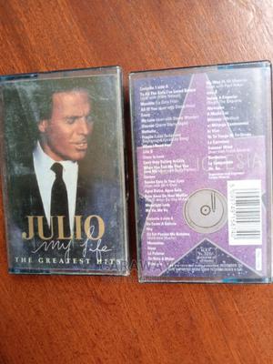 Julio Iglesias*2 Cassettes Collection*Original*   CDs & DVDs for sale in Nairobi, Kilimani