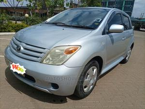 Toyota IST 2007 Silver   Cars for sale in Nairobi, Nairobi Central