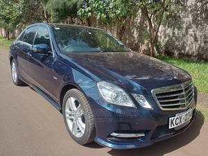 Mercedes-Benz E250 2013 Blue | Cars for sale in Nairobi, Ridgeways