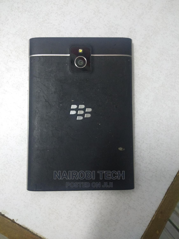 BlackBerry Passport 32 GB Black   Mobile Phones for sale in Embakasi, Nairobi, Kenya