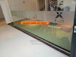 Frosted Window Film With Logo.   Windows for sale in Nairobi