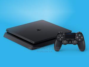 Preowned Ps4 Slim 500gb With One Controller | Video Game Consoles for sale in Nairobi, Nairobi Central