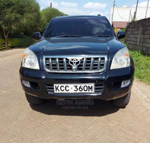 Toyota Land Cruiser Prado 2008 Black | Cars for sale in Nairobi, Parklands/Highridge