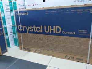 Samsung 65 Inch Smart 4K UHD Curved Crystal TV, 65TU8300 | TV & DVD Equipment for sale in Nairobi, Nairobi Central