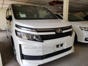 Toyota Voxy 2016 White | Cars for sale in Mombasa, Mombasa CBD