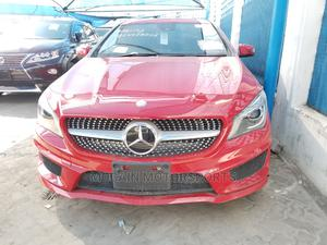 Mercedes-Benz CLA-Class 2016 Base CLA 250 AWD 4MATIC Red | Cars for sale in Mombasa, Mombasa CBD