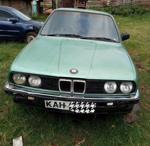 BMW 318i 1988 Green | Cars for sale in Kisii, Kisii CBD