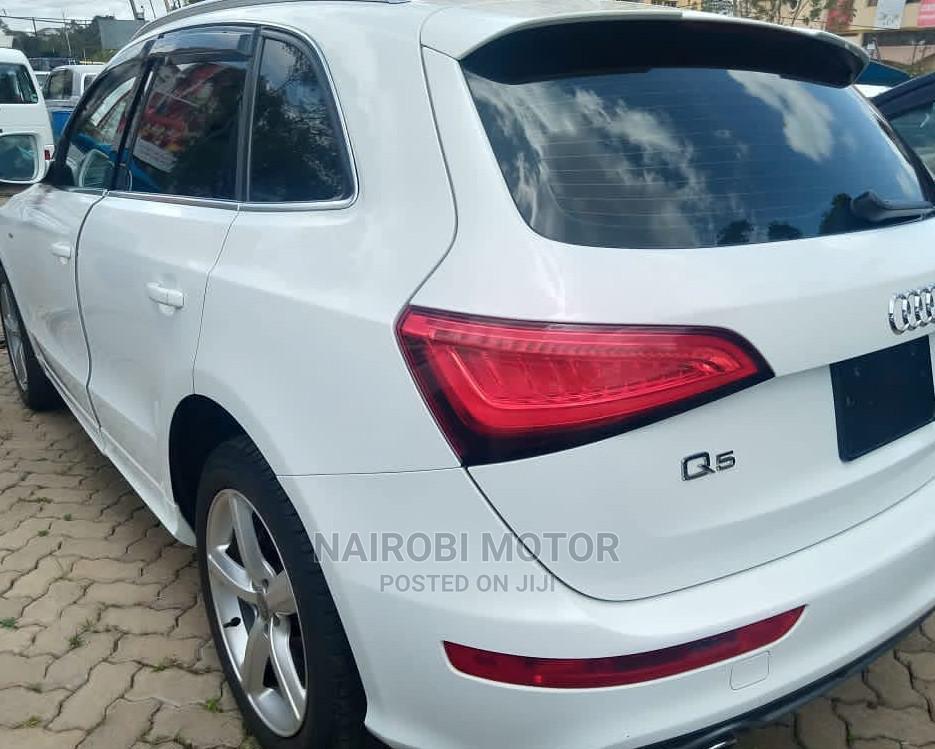 Audi Q5 2014 White   Cars for sale in Nairobi Central, Nairobi, Kenya