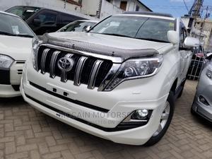 Toyota Land Cruiser Prado 2016 2.7 VVT-i White   Cars for sale in Mombasa, Mombasa CBD