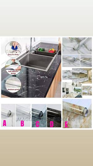 Self Adhesive Marble Profile Vinyl Paper Mat 850   Home Accessories for sale in Nairobi, Nairobi Central