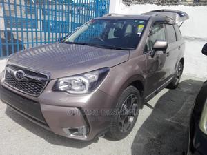 New Subaru Forester 2014 Gold   Cars for sale in Mombasa, Mombasa CBD