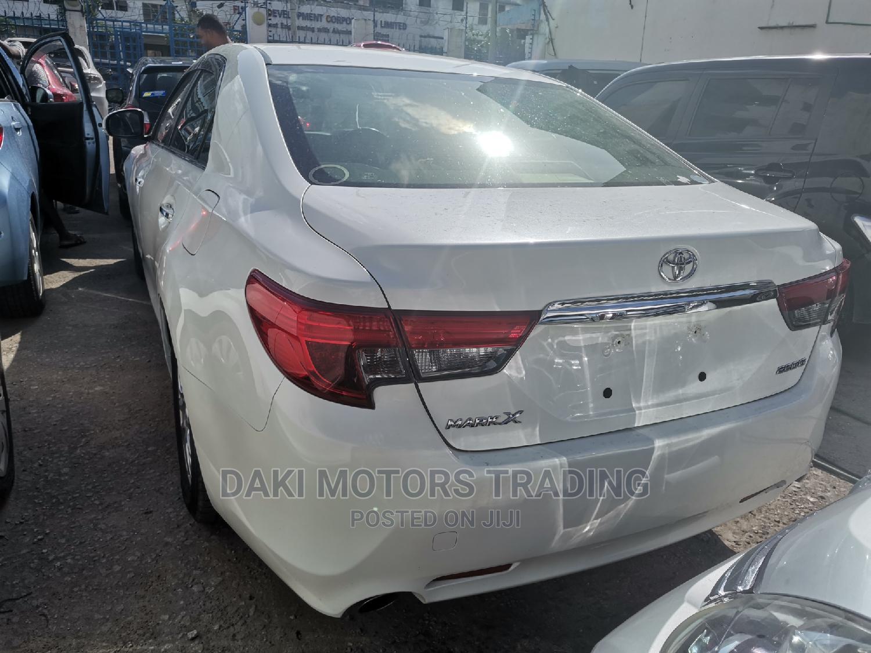 Toyota Mark X 2015 White   Cars for sale in Mombasa CBD, Mombasa, Kenya