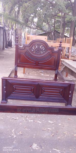 5*6 Modern King Bed Design   Furniture for sale in Nairobi, Embakasi