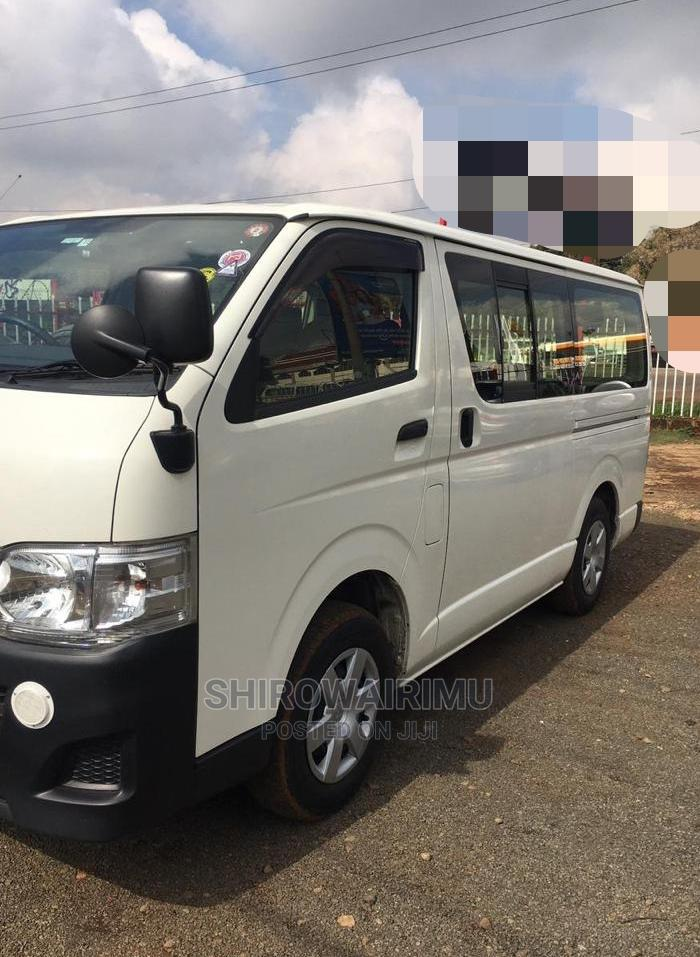 Archive: Toyota Hiace 7L 2013 Model Diesel Engine 4wd Automatic