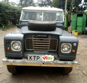 Land Rover Defender 1983 Gray   Cars for sale in Nairobi, Parklands/Highridge