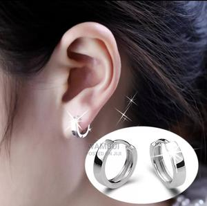 Small Hoop Silver Stud   Jewelry for sale in Nairobi, Nairobi Central