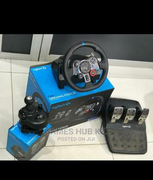 Logitech G29 Driving Force Wheel for Ps5 /Ps4/Ps3 /Pc   Video Game Consoles for sale in Nairobi, Nairobi Central