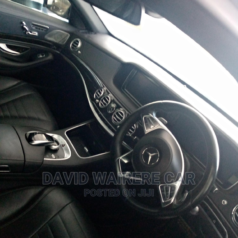 Mercedes-Benz S Class 2016 Gray | Cars for sale in Mombasa CBD, Mombasa, Kenya