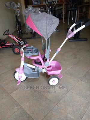 Pink Baby Stroller In Good Condition.   Prams & Strollers for sale in Kiambu, Ruiru