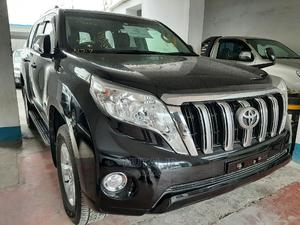 Toyota Land Cruiser Prado 2015 2.8 D-4d Black | Cars for sale in Mombasa, Mombasa CBD