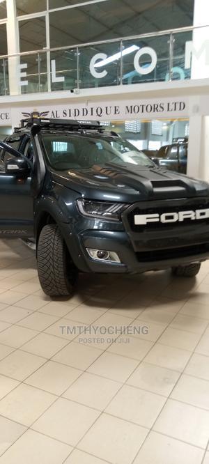 Ford Ranger 2015 Black | Cars for sale in Mombasa, Mombasa CBD