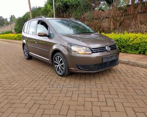 Volkswagen Touran 2013 Brown | Cars for sale in Nairobi, Ridgeways