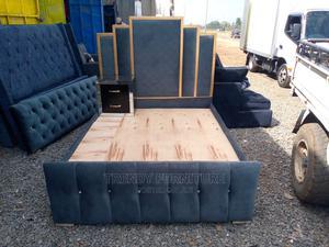 5*6 Tufted Bed Elegant Design | Furniture for sale in Nairobi, Kahawa