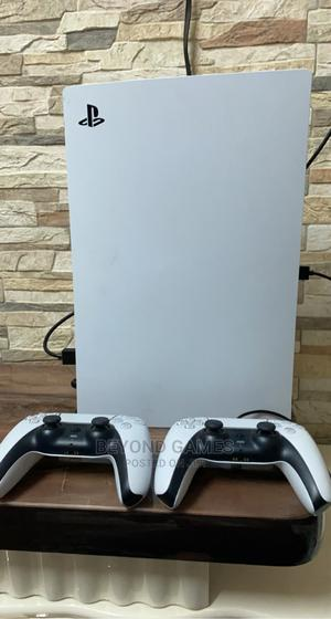 Sony PS 5 With 2 Controllers | Video Game Consoles for sale in Mombasa, Mvita