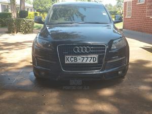 Audi Q7 2008 3.0 TDi Quattro Black | Cars for sale in Trans-Nzoia, Kitale