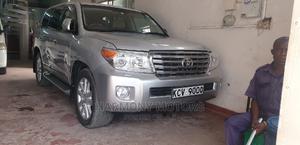 Toyota Land Cruiser Prado 2013 Silver | Cars for sale in Mombasa, Mombasa CBD