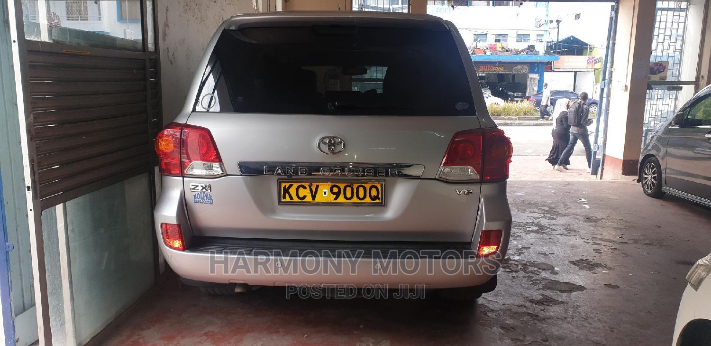 Toyota Land Cruiser Prado 2013 Silver   Cars for sale in Mombasa CBD, Mombasa, Kenya