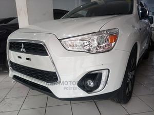 Mitsubishi RVR 2014 White   Cars for sale in Mombasa, Tudor