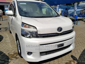 Toyota Voxy 2014 White | Cars for sale in Mombasa, Kizingo