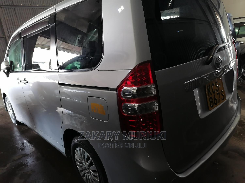 Toyota Noah 2012 Silver   Cars for sale in Shimanzi, Mombasa, Kenya