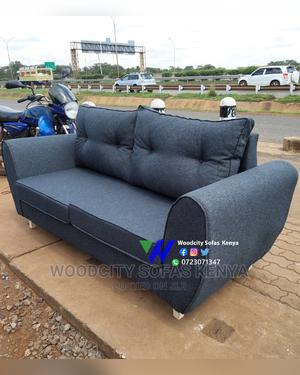 3 Seater Contemporary Couch   Furniture for sale in Nairobi, Kahawa