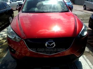Mazda CX-5 2014 Red   Cars for sale in Mombasa, Tudor