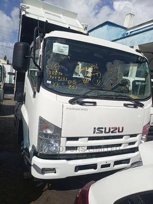 Isuzu Tipper 7tones 2014 White   Trucks & Trailers for sale in Mombasa, Tudor