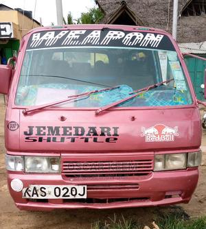 Nissan UA-QG 2009 Red | Buses & Microbuses for sale in Kilifi, Kilifi North