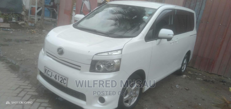 Toyota Voxy 2010 White | Cars for sale in Mombasa CBD, Mombasa, Kenya