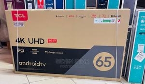 Tcl 65p617 Smart 4k Uhd Android TV   TV & DVD Equipment for sale in Nairobi, Nairobi Central
