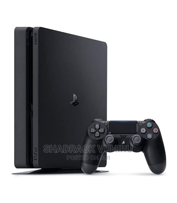 Archive: SONY Playstation 4 Ps4 New, Console Game