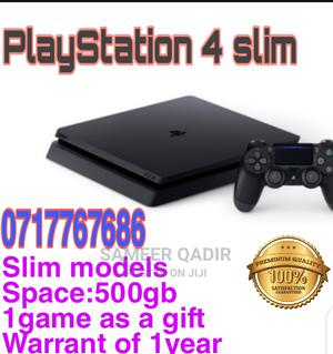 Playstation 4 Slim Model | Video Game Consoles for sale in Nairobi, Nairobi Central