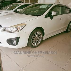 Subaru Impreza 2014 Pearl | Cars for sale in Mombasa, Mombasa CBD