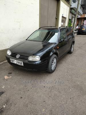 Volkswagen Golf Variant 2005 Black | Cars for sale in Nairobi, Nairobi Central
