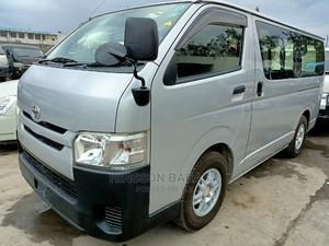 Toyota Hiaca7l,2014,Silver,Alloyrims,Petrol Auto. | Buses & Microbuses for sale in Mombasa, Ganjoni