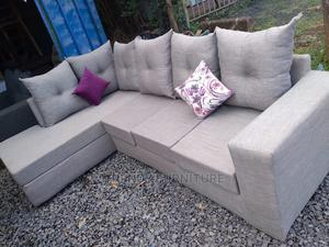 L-Shaped Six Seater Sofa   Furniture for sale in Nairobi, Kahawa