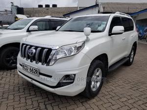 Toyota Land Cruiser Prado 2014 2.7 VVT-i White   Cars for sale in Mombasa, Mombasa CBD