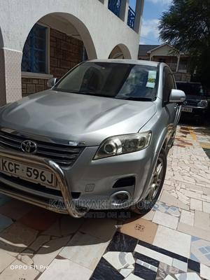 Toyota Vanguard 2009 Silver | Cars for sale in Nairobi, Muthaiga
