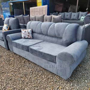 3 Seater Back Permanent Seat | Furniture for sale in Nairobi, Kahawa